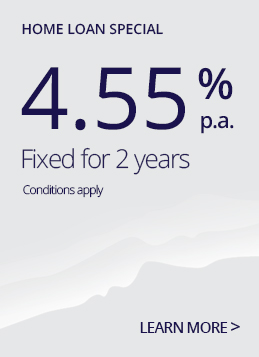 TSB home loan rate fixed 2 years