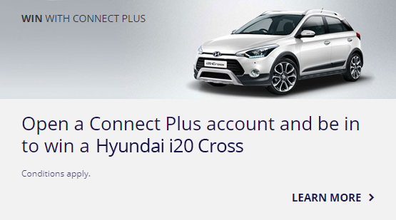 Connect Plus January car Hyundai i20 Cross