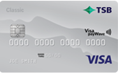 TSB Visa Credit Card