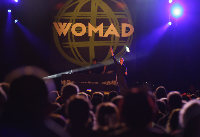 WOMAD and TSB partnership