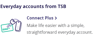 Connect Plus Everyday Account