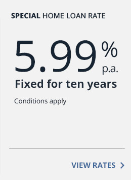 10 year fixed rate special