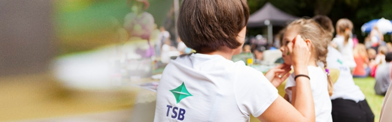 tsb community and sponsorship