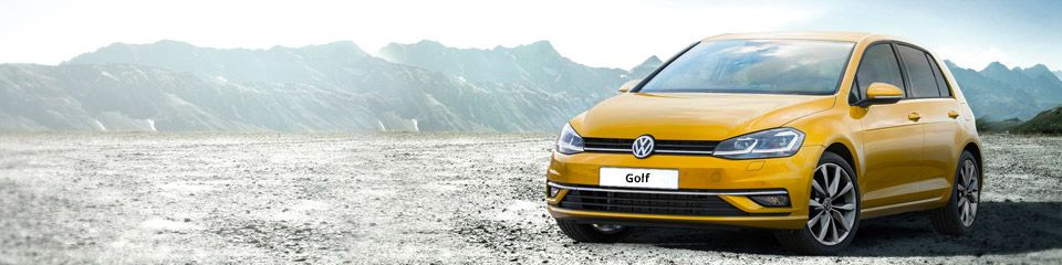 Be in to win a VW Golf worth $40,890 this August.