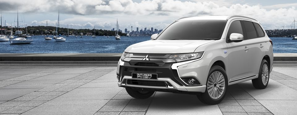 monthly car draw mitsubishi outlander PHEV