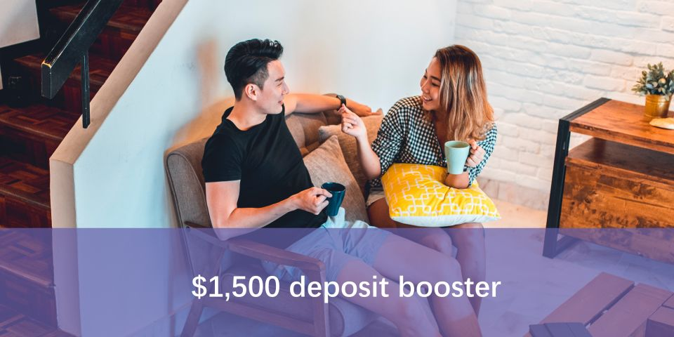 First Home Buyer $1500 Deposit Booster