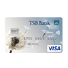 TSB Bank visa classic credit card